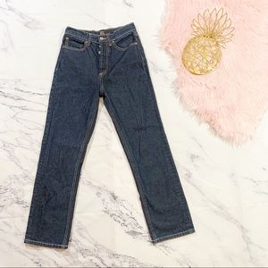 Urban Outfitters BDG High Rise Relaxed Straight 24